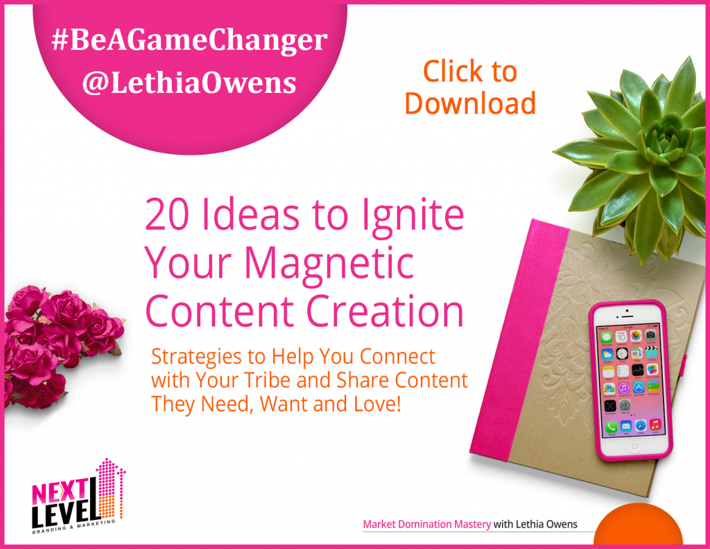 20 Ideas to Ignite Your Magnetic Content Creation